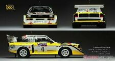 Ixo 1/18 Audi Sport Quattro S1 1985 RAC Rally # 4 W. Roll / C. Geistdorfer