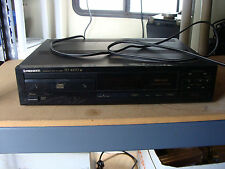 Vintage Pioneer Single Cd Compact Disc Player Pd-4100