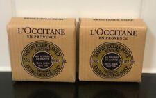 2 x L'Occitane Verbena Soap with Shea Butter 50g