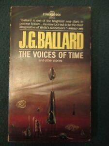 J G Ballard: Voices of Time. Berkley F1243 1966, 2nd printing