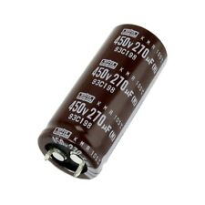 1 pc PANASONIC Low ESR Kondensator   270uF  63V 12,5x20mm RM5  0,033R