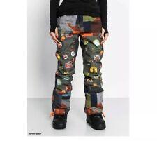 L.A.M.B. x Burton Buju Cargo Snowboard Pants S