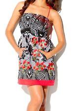 Desigual Melissay Dress 38-44 10-16 RRP£109 Cirque du Soleil Summer Strapless