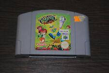 Jeu TONIC TROUBLE pour Nintendo 64 N64