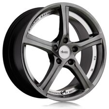 17x7.5 Advanti Racing 15th Anniversary 5X114.3 +45 Hyper Dark Wheel (1 Rim)
