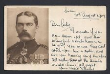 Portrait Territorial Printed Collectable Military Postcards