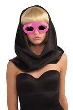 FANCY DRESS ~ OFFICIAL LADY GAGA PINK GLASSES