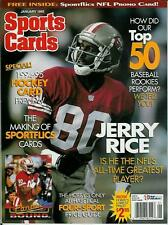 JANUARY, 1995 - SPORTS CARDS MAGAZINE - ISSUE #113