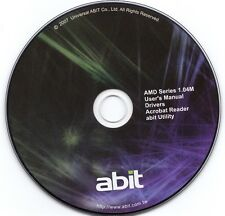 ABIT DRIVER CD TREIBER A-S78H