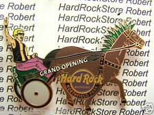 2013 HARD ROCK NORTHFIELD PARK ROCKSINO GRAND OPENING ROCKER/HARNESS RACING PIN