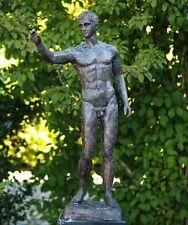 Bronzeskulptur,Figuren,Statuen,Gartenfigur,Dekor,Dekoration,Garten,