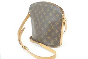 LOUIS VUITTON Drouot Monogram Shoulder Bag M51290