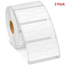 30299 DYMO Compatible Barbell Shape 2 Rolls  Price-Tag Cable-tag Jewelry Labels
