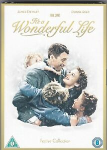 It's A Wonderful Life (DVD 2 Disc set, New & Sealed)