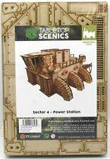 TTCombat TTSCW-INH-006 Sector 4 Power Station (Industrial Hive) Terrain Scenery