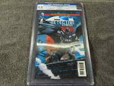 2014 DC Comics DETECTIVE COMICS: Futures End #1 - 3-D Lenticular Cover - CGC 9.8