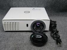 Dell S320 Short-Throw Projector W/ Lamp DLP 1920x1080 VGA, HDMI *Tested Working