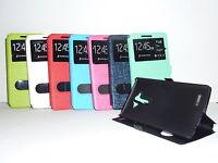 Etui Housse Coque Pochette View Case, Double Fenetre LG G4 H815, Dual LTE