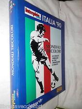 ITALIA '90 MONDIALI TRICOLORI Autori vari Intrepido Sport 1990 calcio foto