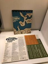Operation Olympic The Invasion Of Japan Strategy & Tactics 1974