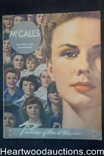 McCall's Sep 1943 Cannon Towles gay soldiers ad; Camel ads; RG. Harris art - Hig