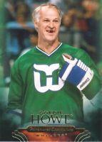 2011-12 Parkhurst Champions Hockey #100 Gordie Howe Hartford Whalers