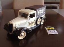1:18 Diecast 1934 Ford Hershey's Delivery Truck By Solido