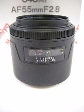 Mamiya AF 55MM F2.8 Wide Angle Lens for all Mamiya & Phase One AF Cameras in EC