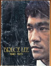 Bruce Lee 1940-1973 Martial Arts book 63 pages magazine/soft cover Jeet Kune Do