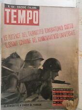 TEMPO 18 25 dicembre 1941 Battaglia di Tobruk Guerra nel Pacifico Marmarica di e