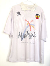 maillot VALENCE 1993/94 N°2 shirt camiseta Valencia futbol Espana Spain vintage