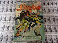 The Shadow (1973) DC - #9, Night of the Falling Death, Joe Kubert CVR, VG+