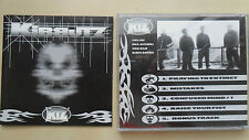 Ktz/Kibbutz Spain 2001 5 Tracks/CD