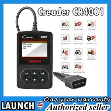 OBD2 Code Reader Diagnotic Automotive Scanner EOBD OBDII Scan Tool LAUNCH CR4001