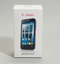 Alcatel OneTouch Evolve 2 Black 4037T T-Mobile Cellphone Touch Screen Guc