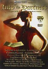 INTO THE DARKNESS 4 DVD Combichrist BLUTENGEL Lacrimosa DEINE LAKAIEN