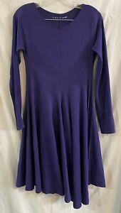 Elm Design Dress PIMA COTTON STRETCH DRESS SIZE MED LOOK!!!