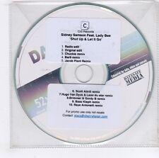 (GJ425) Sidney Samson, Shut Up & Let It Go - DJ CD