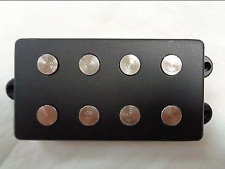 Artec MMC4 Soapbar Bass Neck Pickup Black