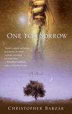 One for Sorrow by Christopher Barzak (2007, Paperback)