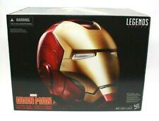 Marvel Legends Iron Man Electronic Helmet Replica Prop Cosplay Avengers