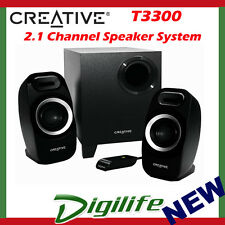 Creative INSPIRE T3300 2.1 Desktop Speaker System