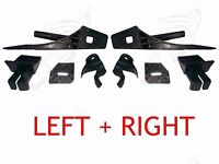 LEFT AND RIGHT HEADLAMP HEADLIGHT BRACKET TAB REPAIR KIT FORD FIESTA 2013 ONWARD