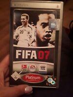 PSP Playstation Fifa 07 Platinum sony