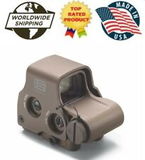 New EOTech EXPS3-0 TAN Holographic Weapon Sight NV 68 MOA Ring 1 MOA Dot Reticle