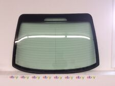 97-04 MITSUBISHI DIAMONTE BACK REAR WINDOW GLASS TINTED DEFROST CLEAN OEM