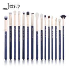 Jessup Eye Professional Makeup Brush Set 15Pcs Eyeshadow Brow Lip Blending Tool