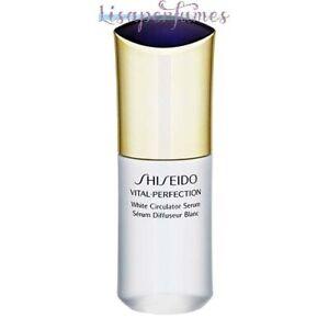 Shiseido Vital-Perfection White Circulator Serum 1.3oz / 40ml NIB