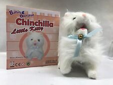 "Chinchilla Little Kitty Battery Operated 8"" SK-818"