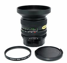 MAGNUM/PENTAX K 28-50mm f3.5~4.5 LENS!! EXCELLENT PLUS COND!! 90-DAY WARRANTY!!